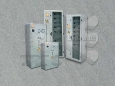 Schaltschränke für elektrischen Wärmetauscher