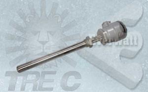 Atex-Rohrheizkörper Luft/Gas (INDIREKTE Erwärmung)