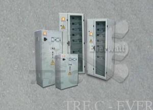 Elektrische Schaltschränke Atex