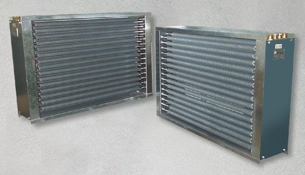 Luftheizbatterien