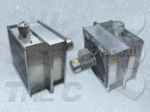 Elektrische Atex-Luftheizer (Elektrische Batterien Mit Ventilator)