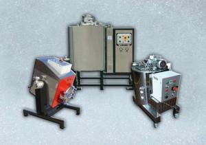Wärmebehälter für diathermisches Öl