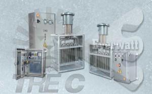 Luftwärmebatterien Und Atex-Schaltschränke
