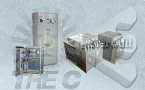 Luftwärmebatterien Und Schaltschränke